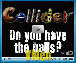 Collider Video: Do You Have the Balls?